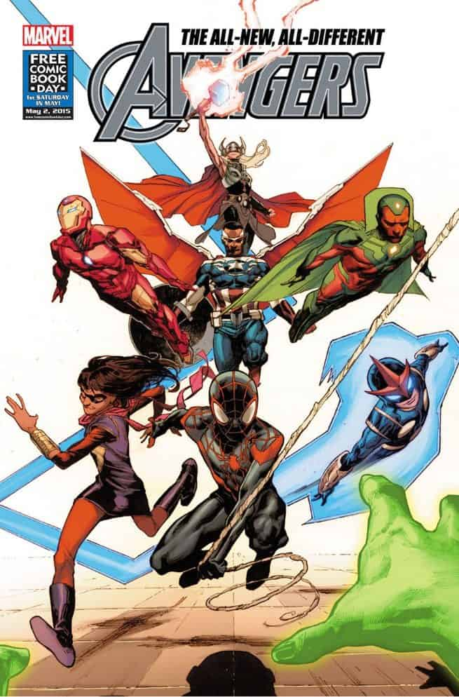 All-New All Different Avengers 2