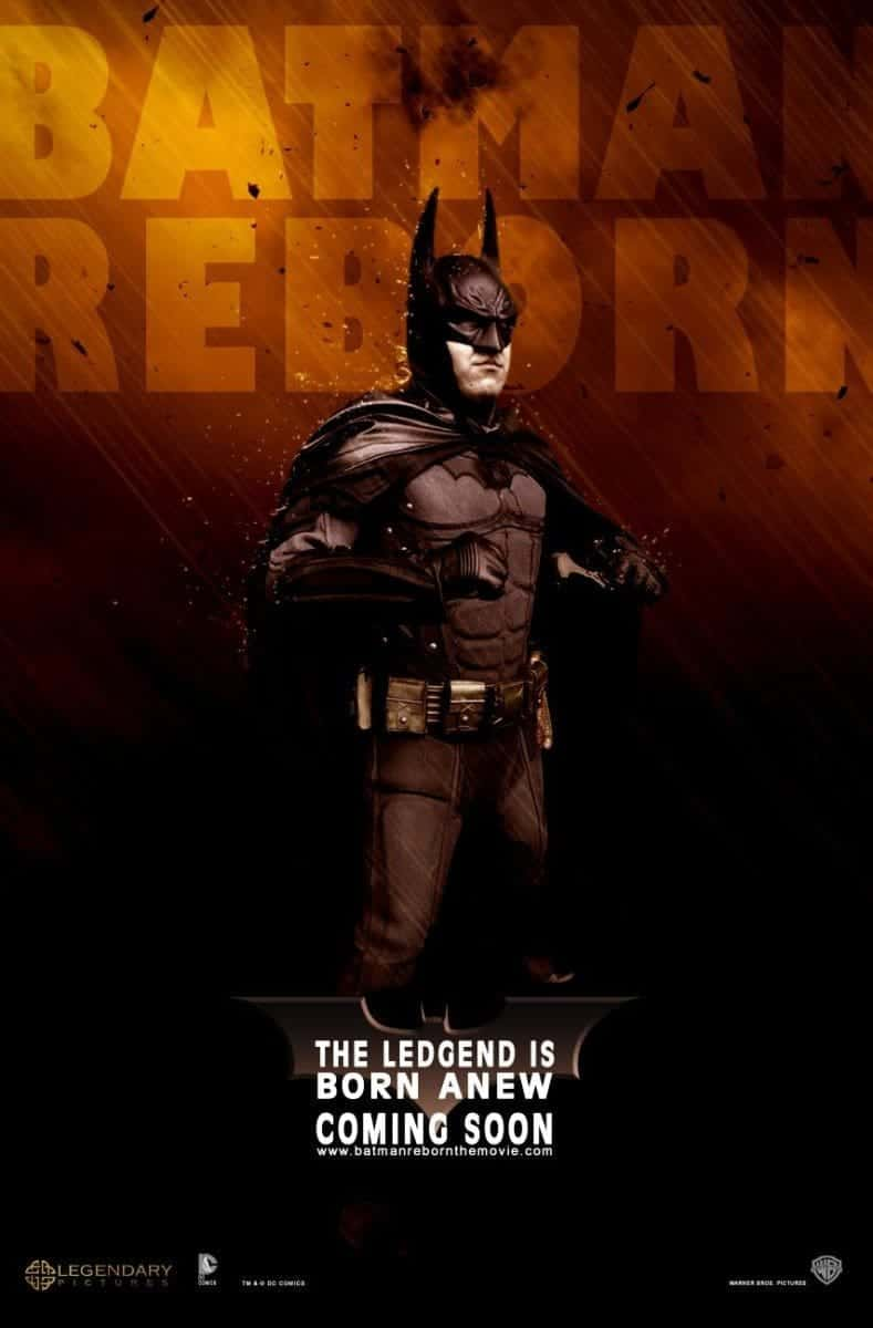 Batman Fan Films: Batman Reborn