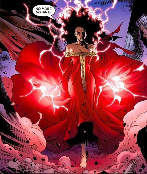 Scarlet Witch House of M