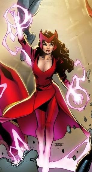Scarlet Witch Uncanny Avengers
