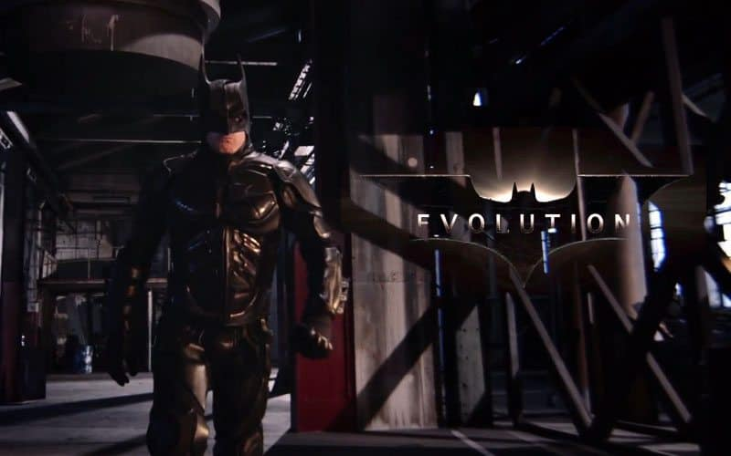 Batman Fan Films: Batman Evolution