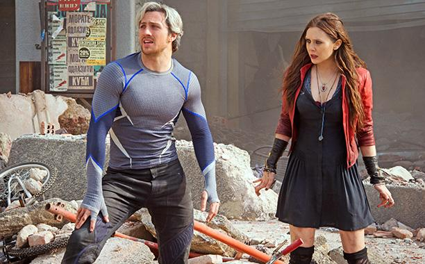 Quicksilver and Scarlet Witch Avengers: Comparing Two Quicksilvers