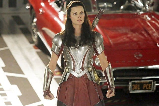 Sif in Agents of S.H.I.E.L.D.