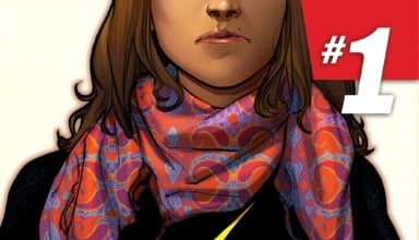 Ms. Marvel -- Kamala Khan