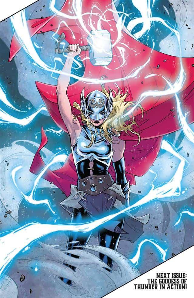 Thor: Goddess of Thunder