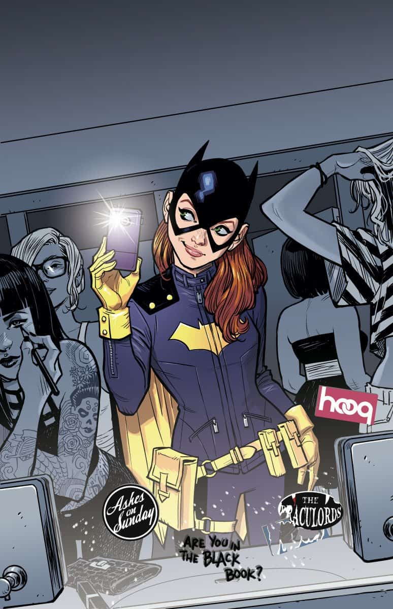 Batgirl of Burnside