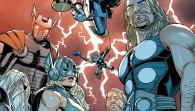 Marvel Thors #1 Cover