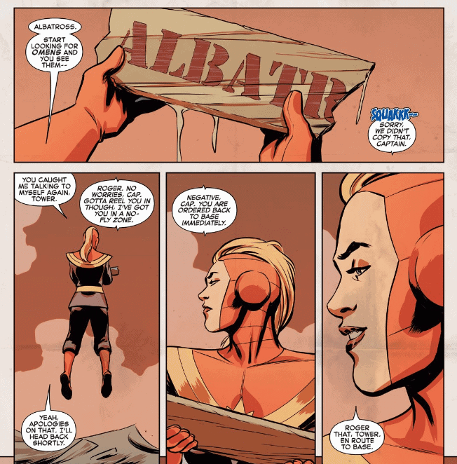 captain marvel and the carol corps 2