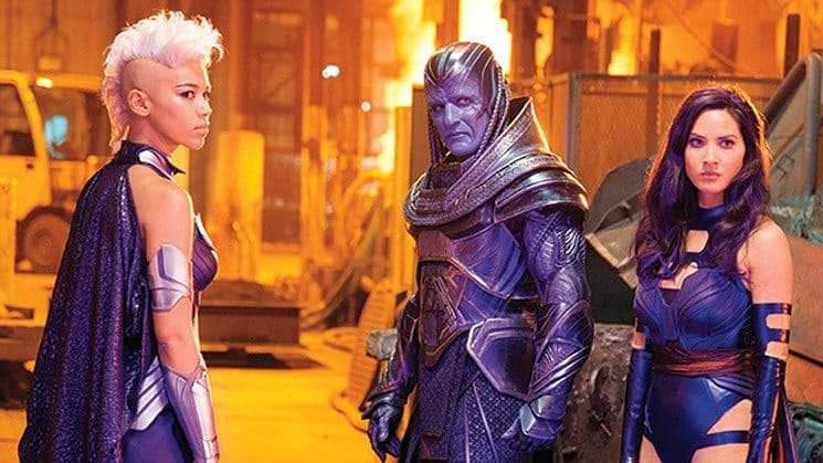 X-Men Apocalypse first look