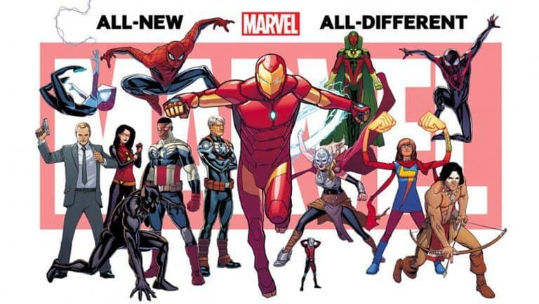 all_new_all_different_marvel