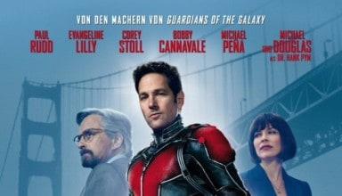 Ant-Man film poster.