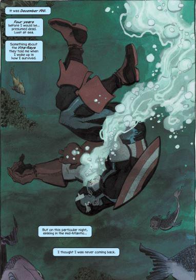 Cap Drowning cut