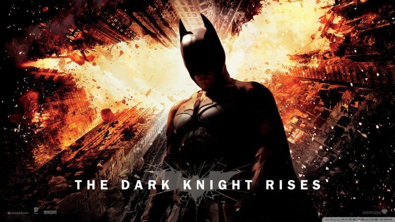 Frank Miller's Batman is inspiration for The Dark Knight Rises