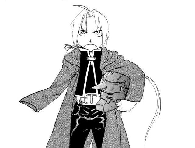 Edward-elrich-Manga-full-metal-alchemist