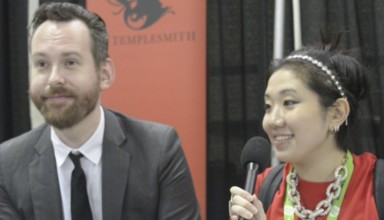 ComicsVerse interviews Ben Templesmith at New York Comic Con 2015.
