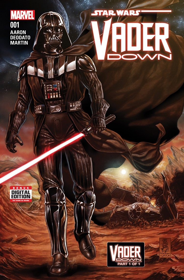 Star_Wars_Vader_Down_1_Cover from Marvel Comics
