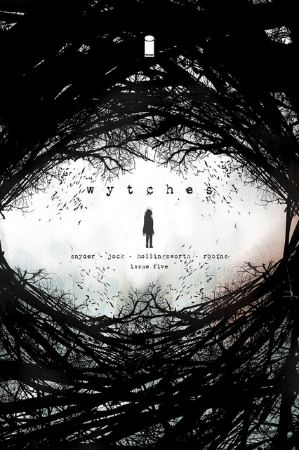 Wytches issue 5 cover