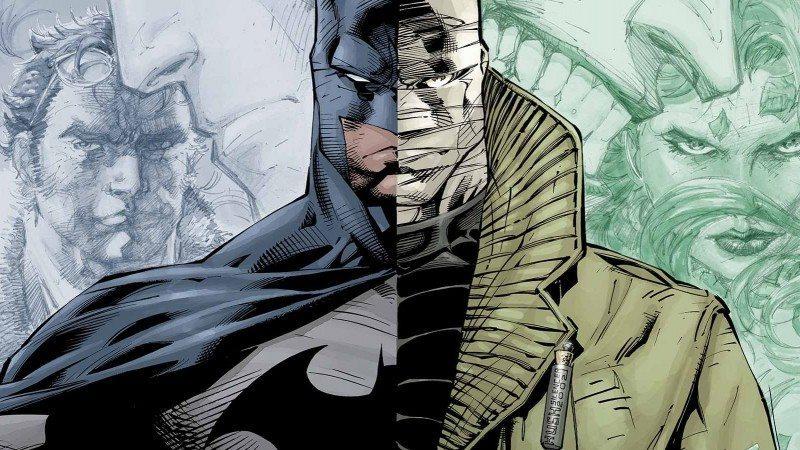 DC Comics Batman Hush