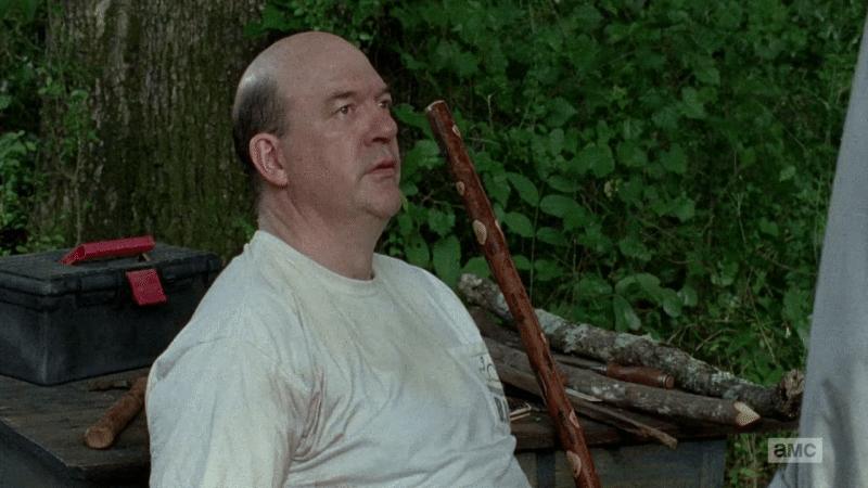 John Carroll Lynch from Walking Dead Season 6 Episode 4