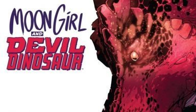 moon girl and devil dinosaur #1 review amy reeder brandon montclare marvel comics