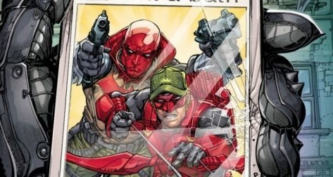 Red Hood and Arsenal pic