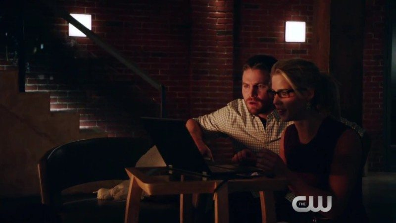 "olicity arrow arrow s4e6 ""lost souls"" dc comics dc tv"