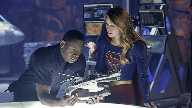 supergirl s1e5 how does she do it cbs comic book tv