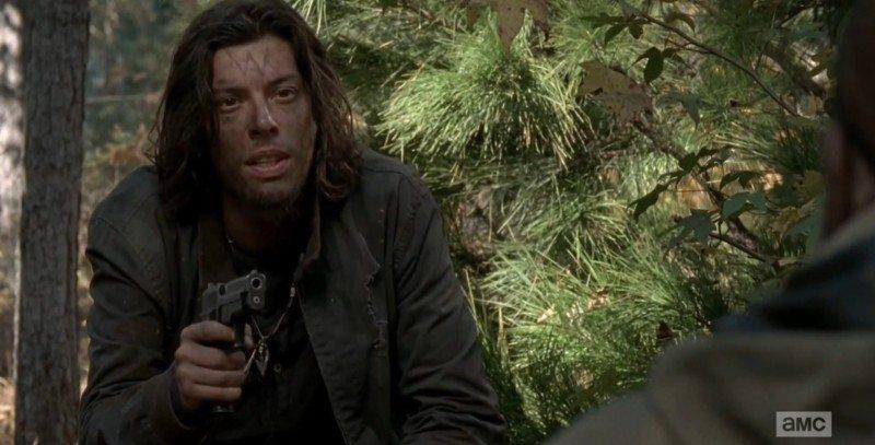 Walking Dead Wolves from Season 6 Episode 4