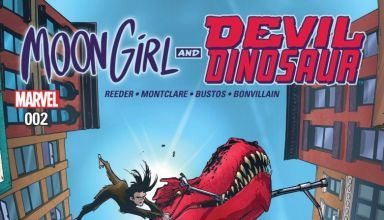 moon girl and devil dinosaur #2 cover