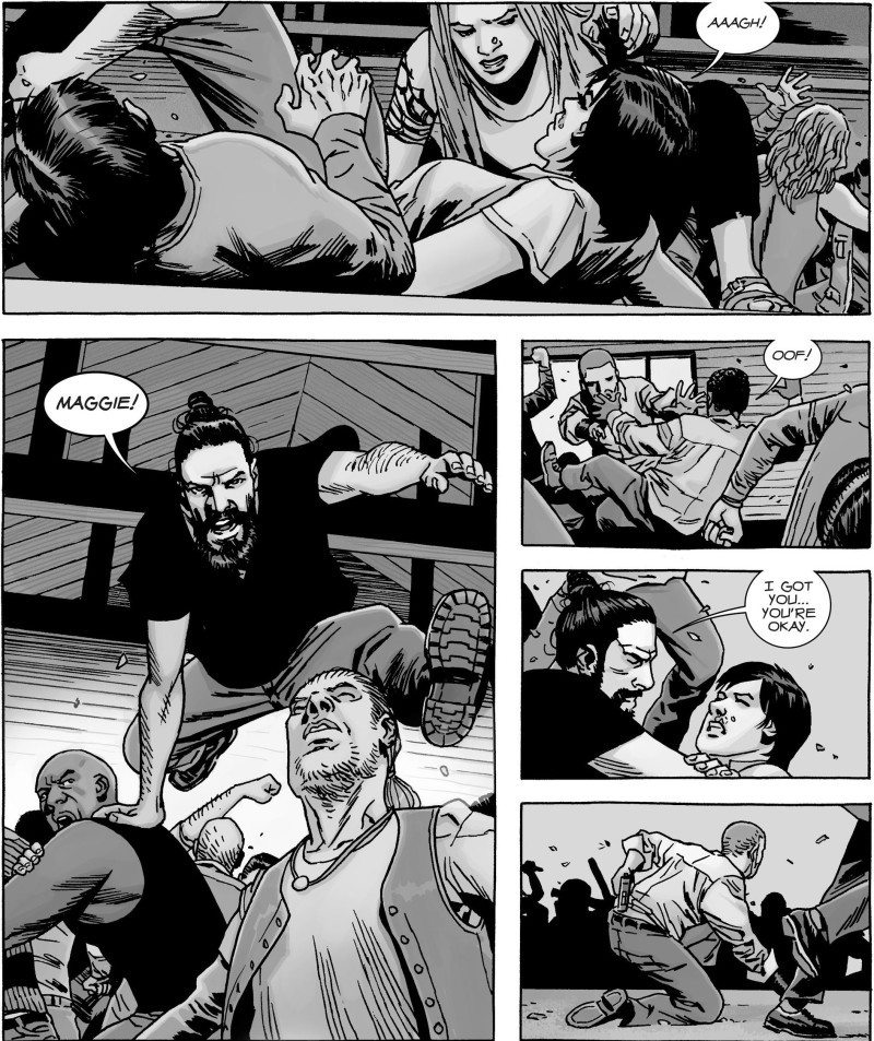 THE WALKING DEAD 148
