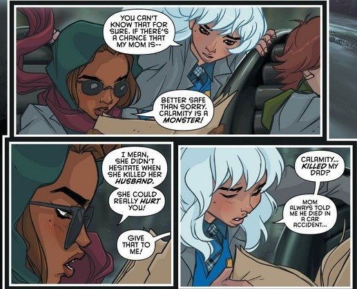 gotham academy olive learns the truth