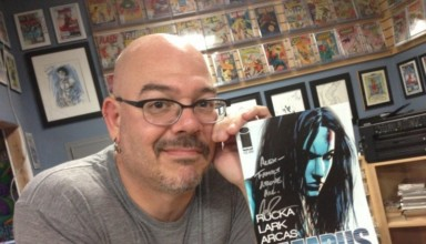 Comic Book Writer - Greg Rucka