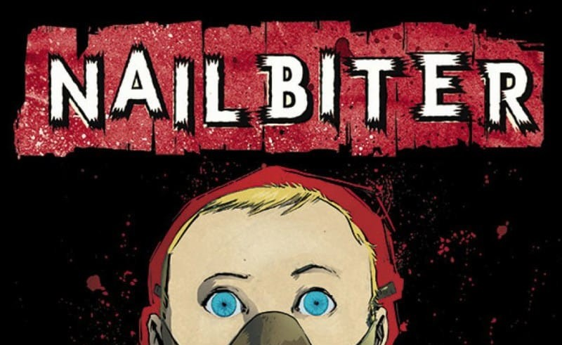 cover of NAILBITER from Image Comics