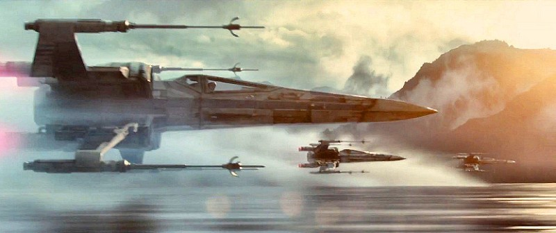 poe x-wing star wars