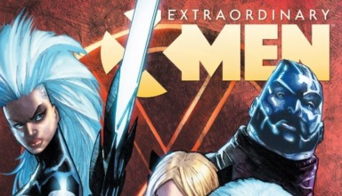 extraordinary x-men #6 cover