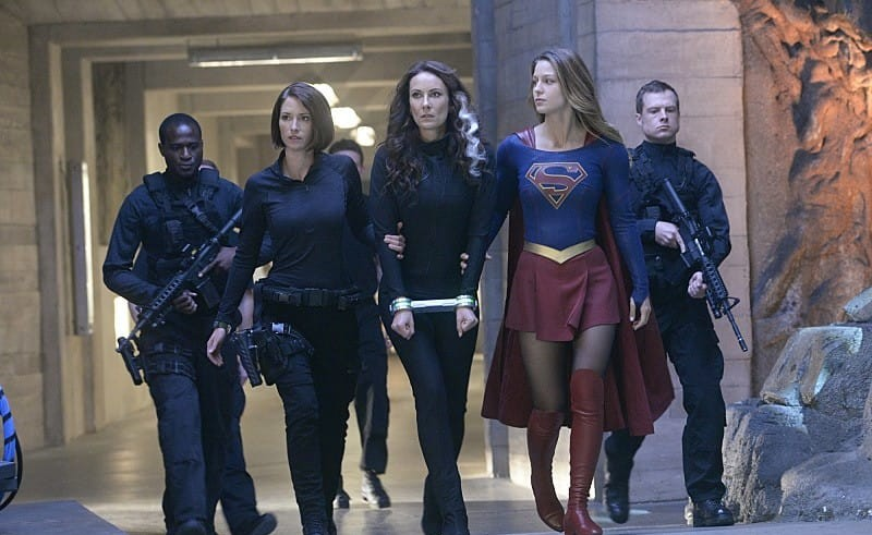 supergirl s1e9 blood bonds