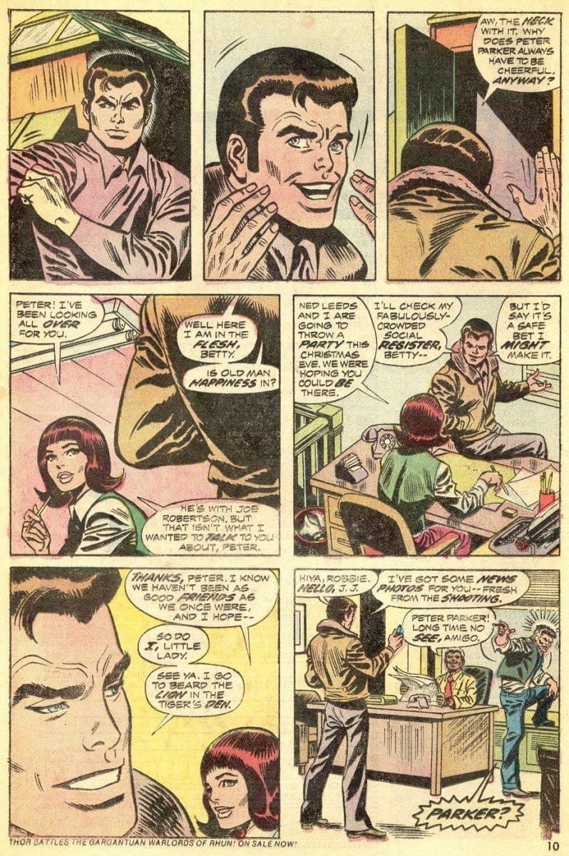 The Punisher Amazing Spider-Man #129 - Page 7