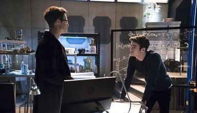 The Flash - Harry and Barry