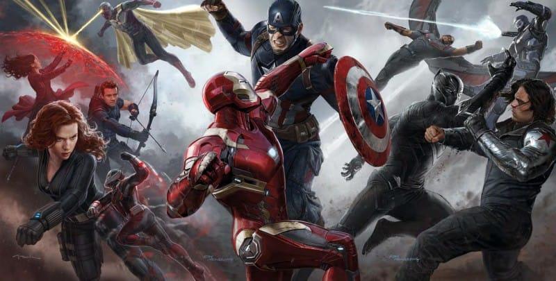 Movie News, Star Wars, Deadpool, Civil War