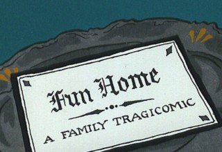 ComicsVerse Podcast Episode 65: FUN HOME by Alison Bechdel