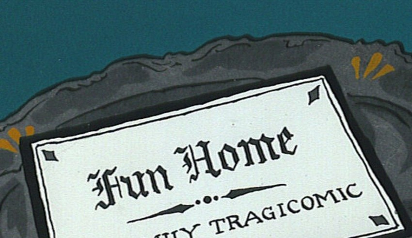 Episode 65: Alison Bechdel's FUN HOME - ComicsVerse