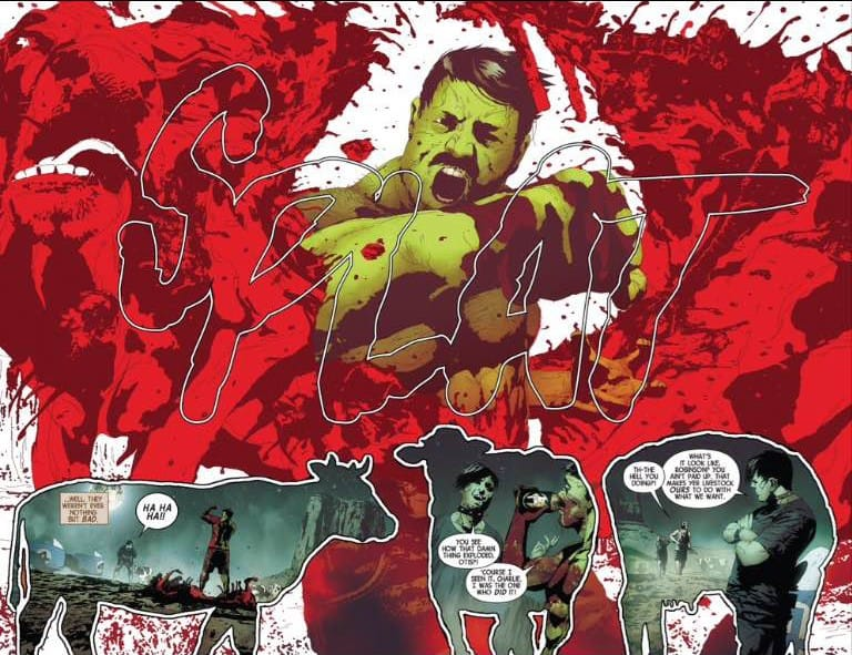 old man logan 2, hulk, sorrentino, lemire