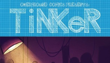 Tinker #1 cover