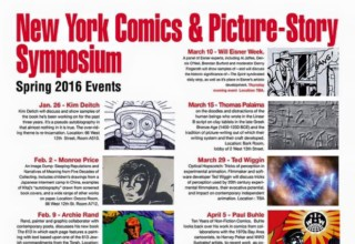 NY Comics & Picture-story Symposium