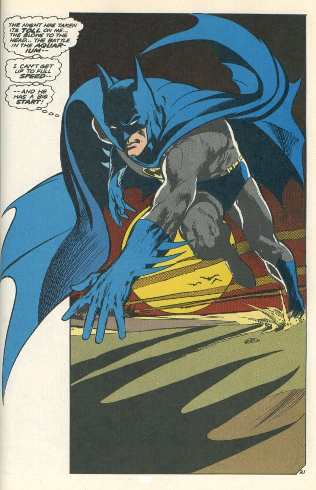 dennis o'neil and neal adams Batman