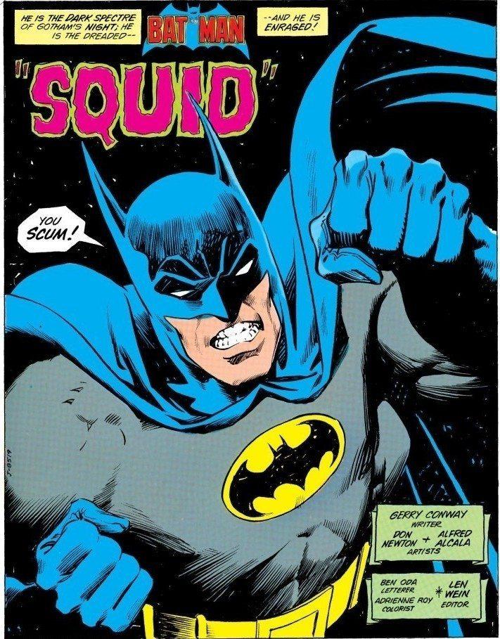 Batman 357 Scum