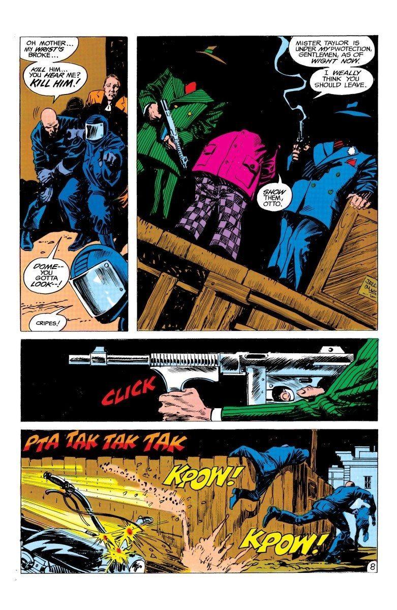 Batman #357 Weally