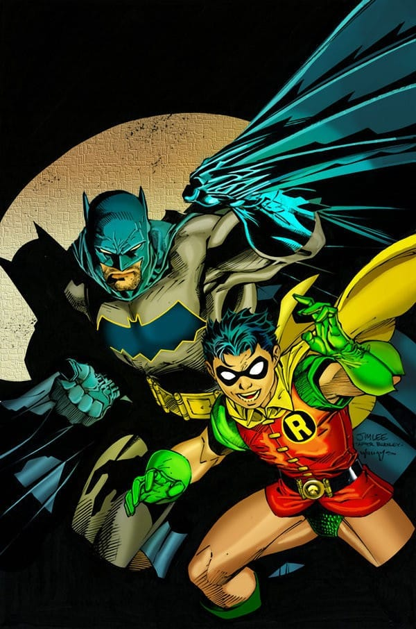 Jim Lee All Star Batman and Robin