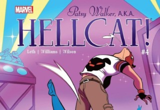 patsy walker, hellcat, kate leth, brittney williams, megan wilson