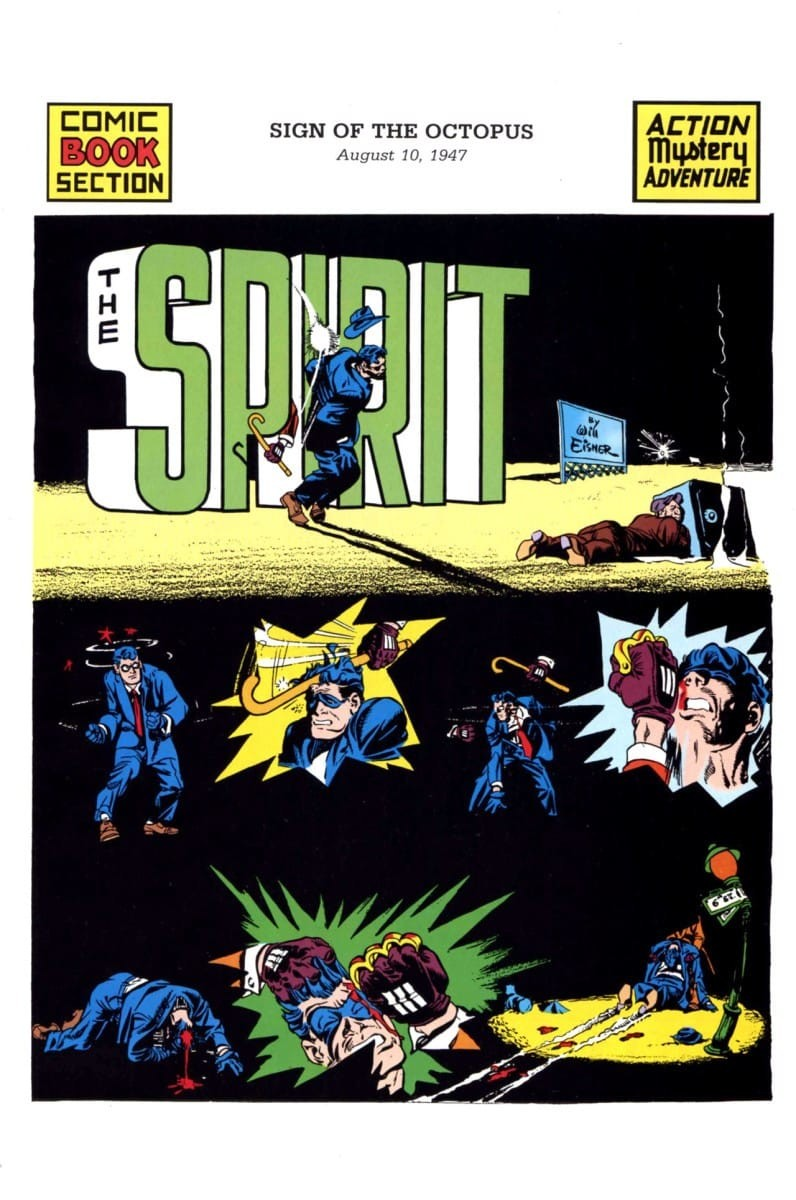 will eisner the spirit
